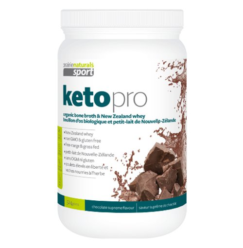 Picture of Keto Pro - Chocolate - 483 g