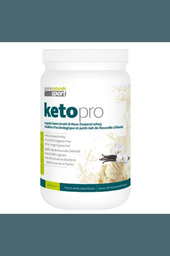 Picture of Keto Pro - Vanilla - 449 g