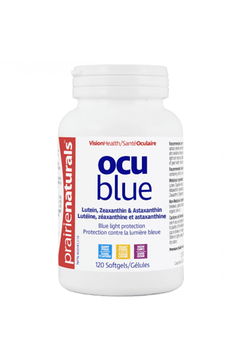 Picture of Ocu Blue - 120 soft gels