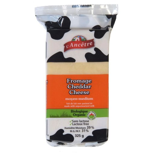 Picture of Cheddar Cheese Medium - 325 g