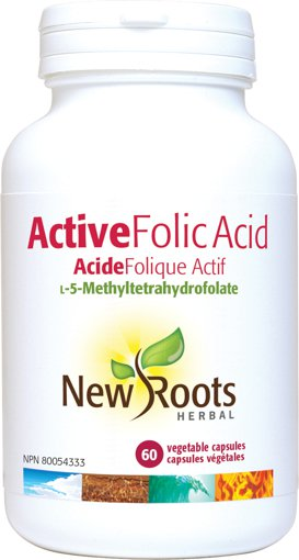 Picture of ActiveFolic Acid - 60 capsules