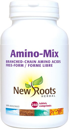 Picture of Amino-Mix - 850 mg - 240 tablets