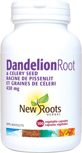 Picture of Dandelion Root & Celery Seed - 100 capsules