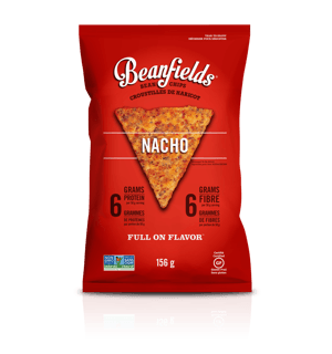 Picture of Bean Chips - Nacho - 156 g