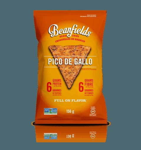 Picture of Bean Chips - Pico de Gallo - 156 g