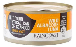 Picture of Wild Albacore Tuna - Traditional - 150 g