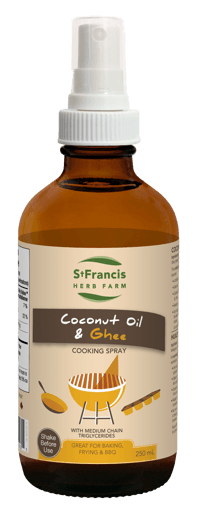 Picture of Coconut Oil & Ghee Cooking Spray - 250 ml