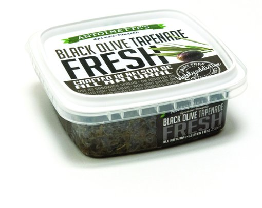 Picture of Tapenade - Black Olive - 250 ml