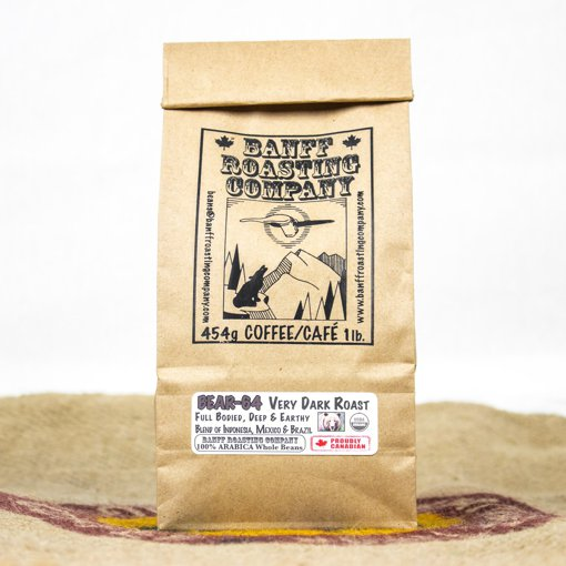 Picture of Coffee - Bear 64 - 454 g