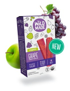 Picture of Fruit Rolls - Grape - 60 g