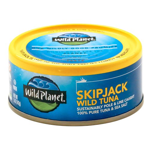 Picture of Skipjack Wild Tuna - 142 g