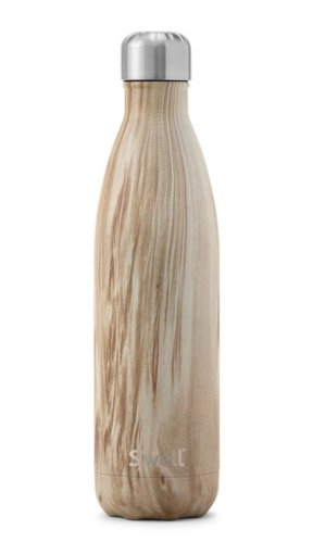 Picture of Water Bottle - Pattern 25 oz Blonde Wood - 1 each