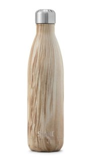 Picture of Water Bottle - Pattern 25 oz Blonde Wood - 1 each