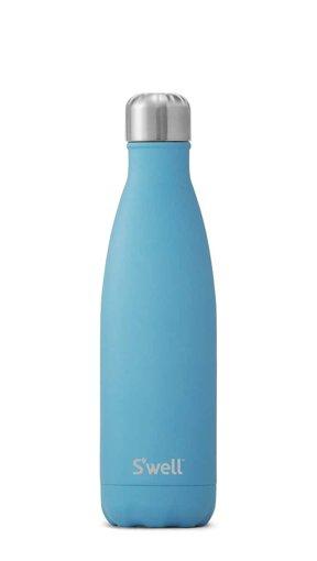 Picture of Water Bottle - Blue Fluorite - 1 each