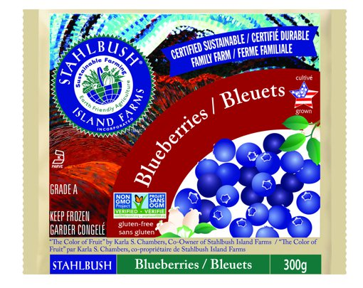 Picture of Blueberries - 300 g