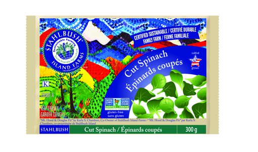 Picture of Cut Spinach - 300 g