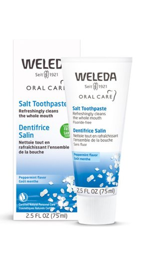 Picture of Toothpaste - Salt - 75 ml