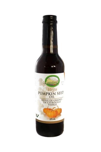 Picture of Virgin Pumpkin Seed Oil - 375 ml