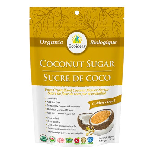 Picture of Coconut Sugar - Golden - 454 g