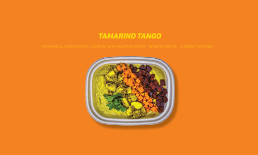 Picture of Bowls - Tamarind Tango - 570 g