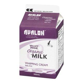 Picture of Organic Milk Whipping Cream - 500 ml