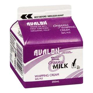 Picture of Organic Milk Whipping Cream - 250 ml