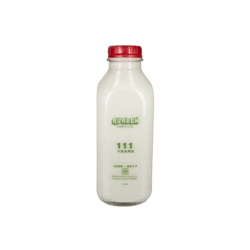Picture of Organic Milk Homogenized 3.25% - 1 L