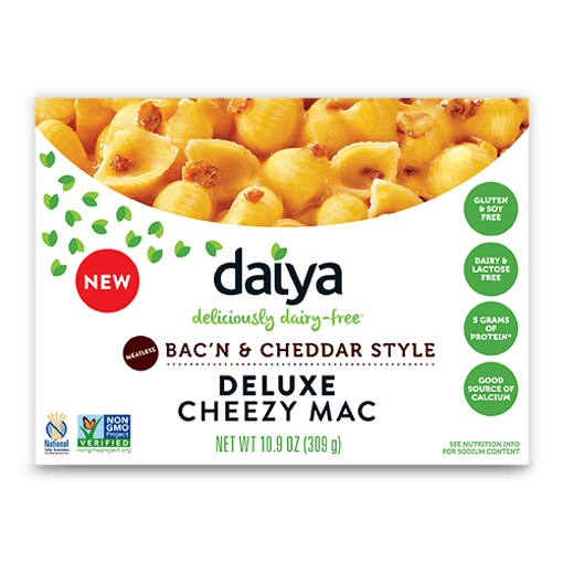 Picture of Cheezy Mac - Bac'n & Cheddar Style Deluxe - 309 g