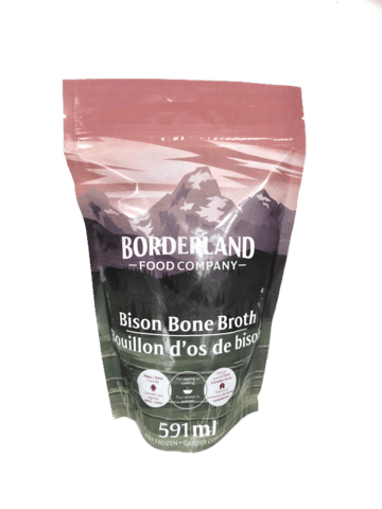 Picture of Grass-fed Bison Bone Broth - 591 ml