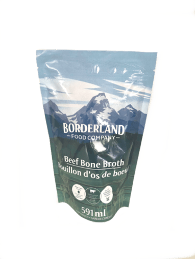 Picture of Grass-Fed Beef Bone Broth - 591 ml