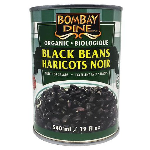 Picture of Black Beans - 540 ml