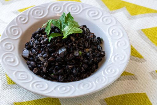 Picture of Brazillian Black Bean Stew