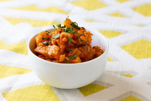 Picture of Vegetable Tikka Masala