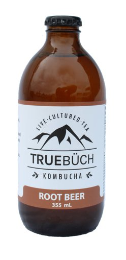 Picture of Kombucha - Root Beer - 355 ml
