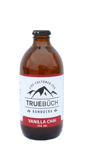 Picture of Kombucha - Vanilla Chai - 355 ml