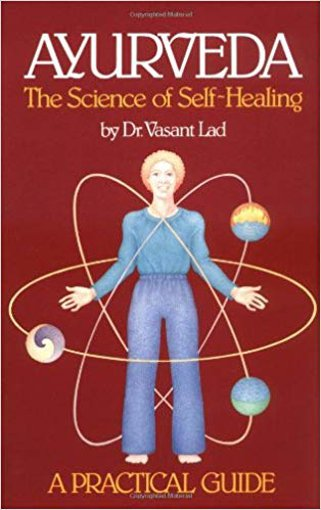 Picture of Ayurveda Science of Self Healing - 1 each
