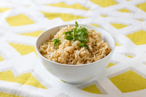 Picture of Cumin Seed Brown Rice