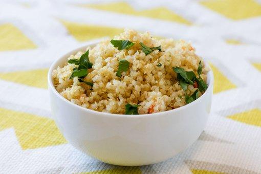 Picture of Quinoa Pilaf