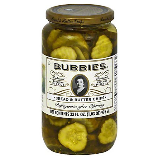 Picture of Bread & Butter Pickles - 1 L