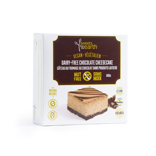 Picture of Dairy Free Chocolate Cheesecake - 800 g