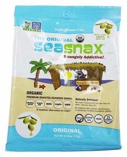 Picture of Premium Roasted Seaweed Snack - Original - 15 g