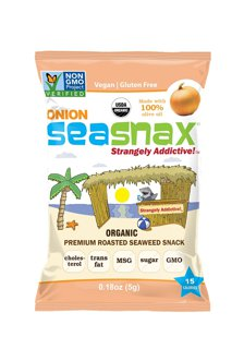Picture of Premium Roasted Seaweed Snack - Onion - 5 g