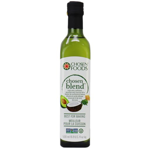 Picture of Safflower Avocado & Coconut Oil Blend - 500 ml