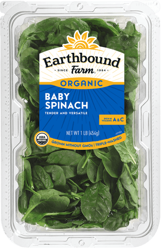 Picture of Baby Spinach - 1 lb