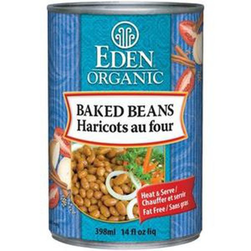 Picture of Baked Beans with Sorghum & Mustard - 398 ml