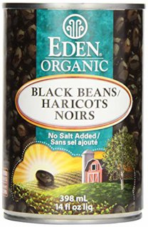 Picture of Black Beans - 398 ml