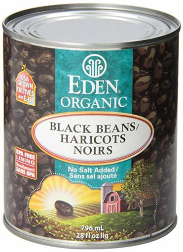 Picture of Black Beans - 796 ml