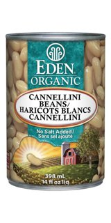 Picture of Cannellini White Kidney Beans - 398 ml
