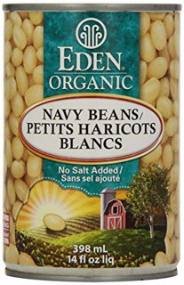 Picture of Navy Beans - 398 ml