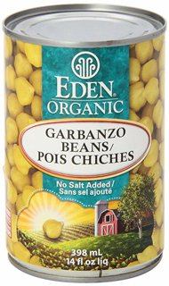 Picture of Garbanzo Beans - 398 ml